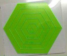 Hexagonok - keretes