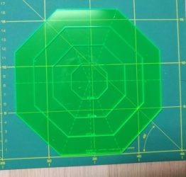Oktogonok- nyolcszögek