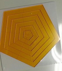 Pentagonok- ötszögek