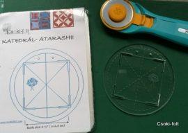 Katedrál -Atarashii jelly roll