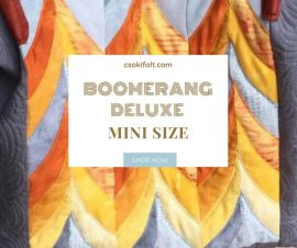 Boomerang Deluxe MINI